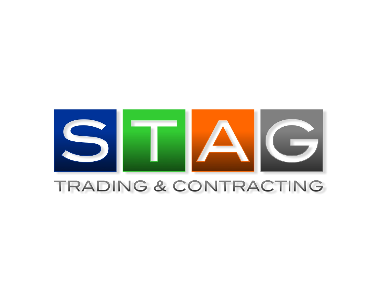 Logo Design by Rares.Andrei - Entry No. 37 in the Logo Design Contest Captivating Logo Design for STAG Trading & Contracting.