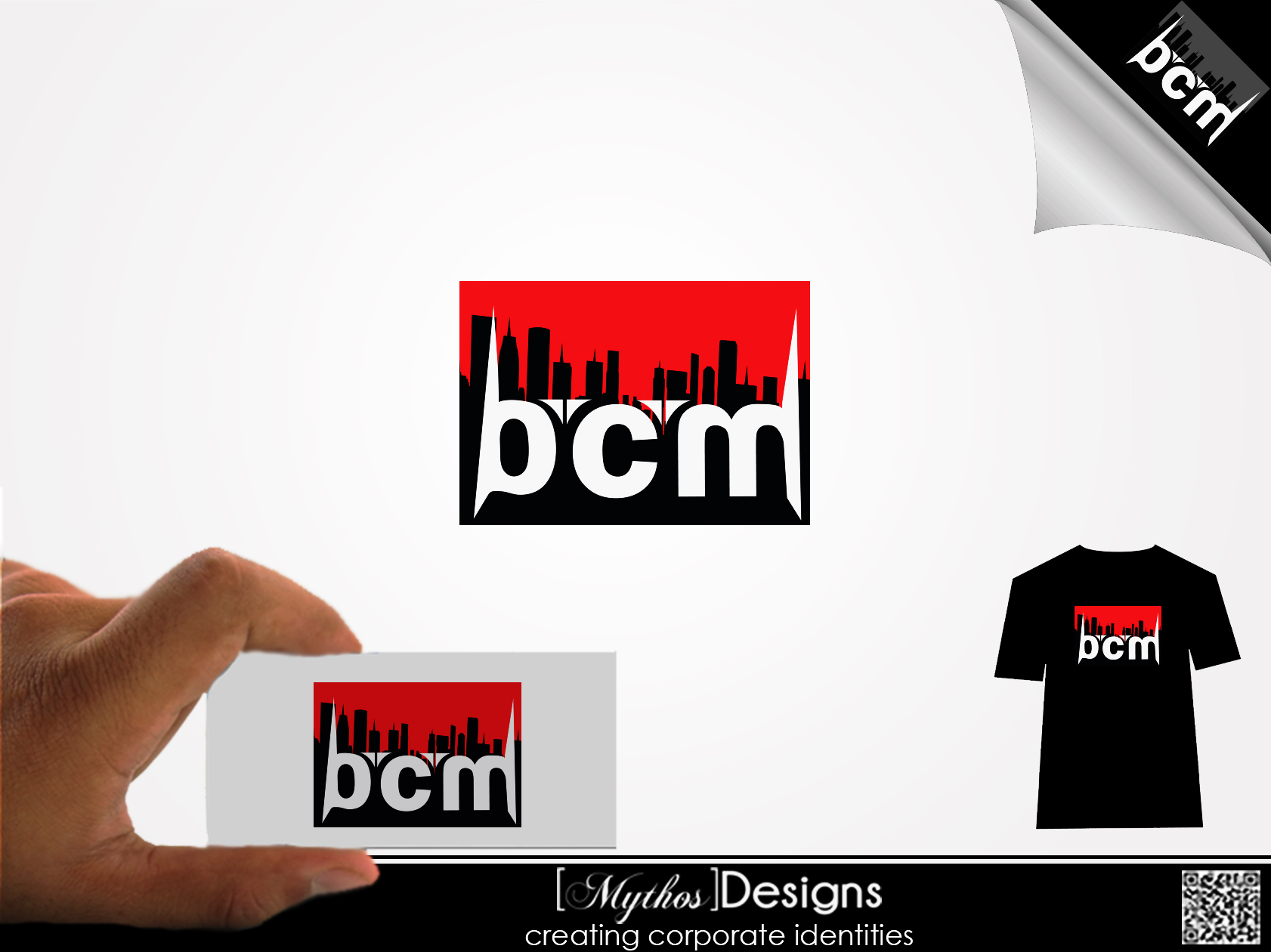 Logo Design by Mythos Designs - Entry No. 7 in the Logo Design Contest New Logo Design for Bridge City Massacre.