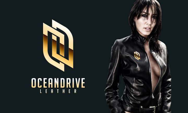 Logo Design by Top Elite - Entry No. 42 in the Logo Design Contest Captivating Logo Design for Oceandrive Leather.