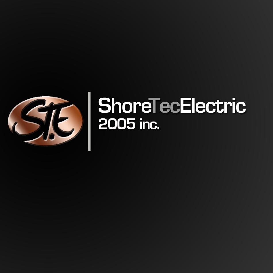 Logo Design by lapakera - Entry No. 153 in the Logo Design Contest Shore Tec Electric 2005 Inc.