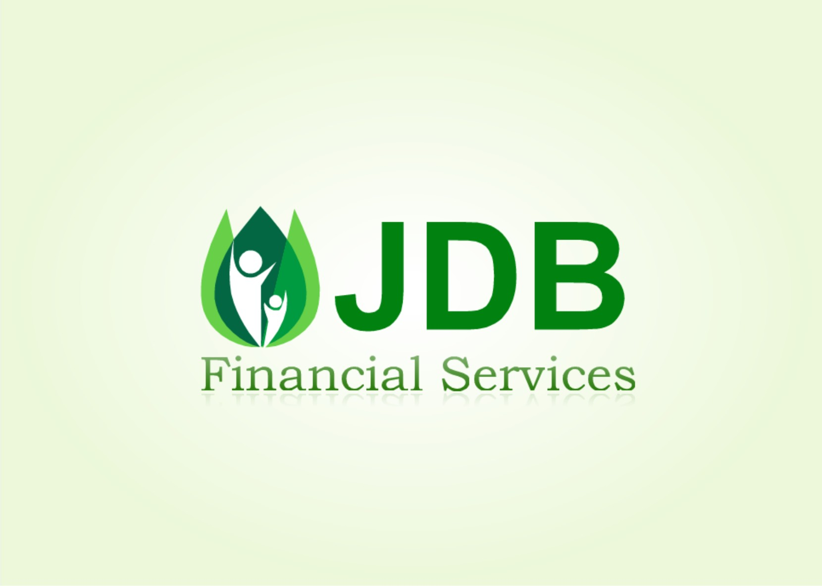 Logo Design by Shailender Kumar - Entry No. 138 in the Logo Design Contest Unique Logo Design Wanted for JDB Financial Services.