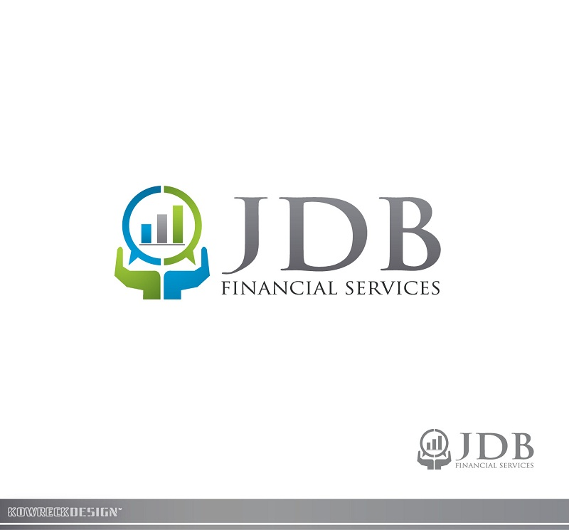 Logo Design by kowreck - Entry No. 140 in the Logo Design Contest Unique Logo Design Wanted for JDB Financial Services.