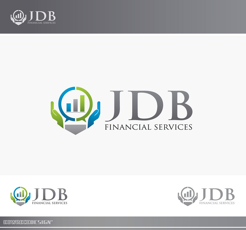 Logo Design by kowreck - Entry No. 142 in the Logo Design Contest Unique Logo Design Wanted for JDB Financial Services.
