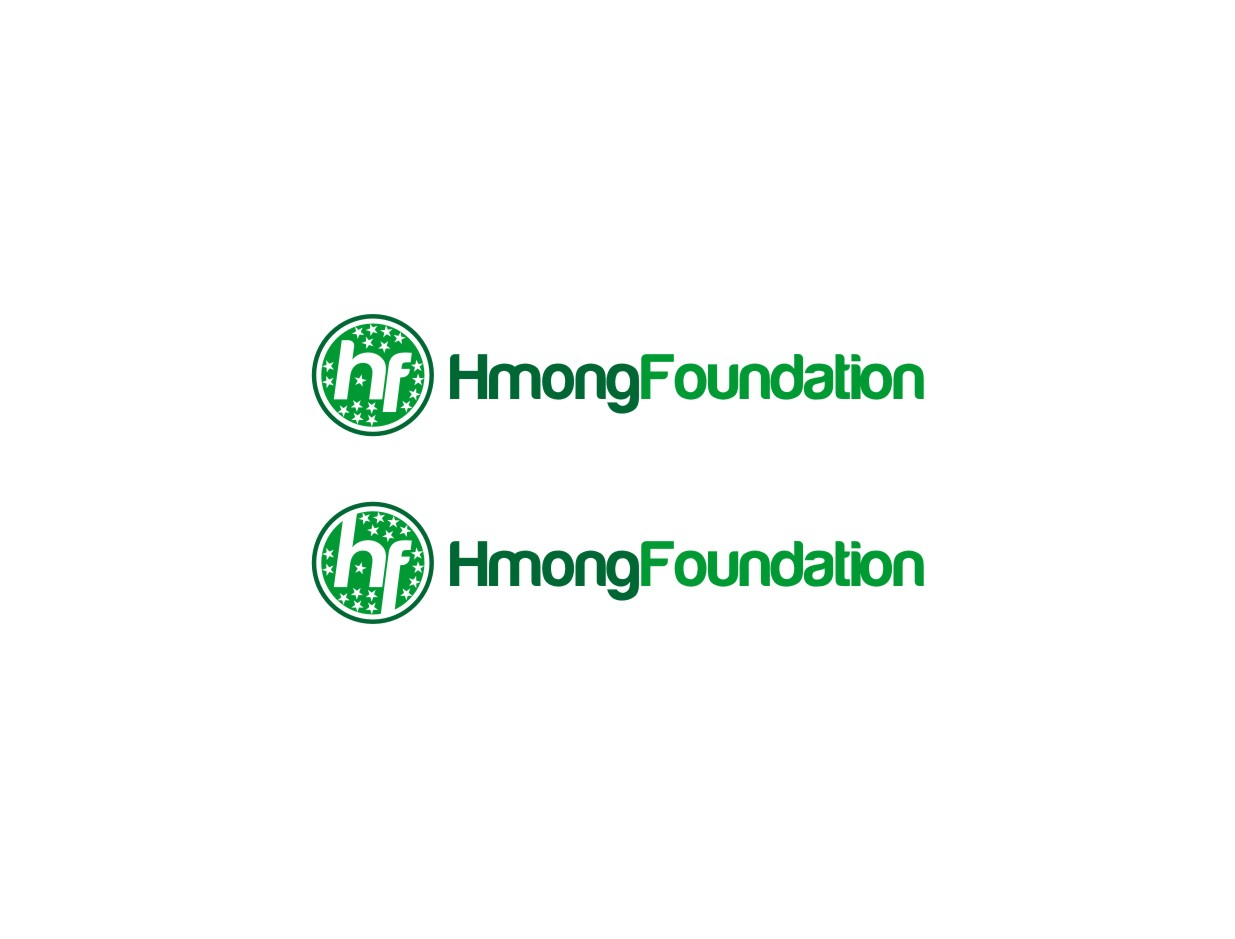 Logo Design by untung - Entry No. 56 in the Logo Design Contest Fun Logo Design for Hmong Foundation.