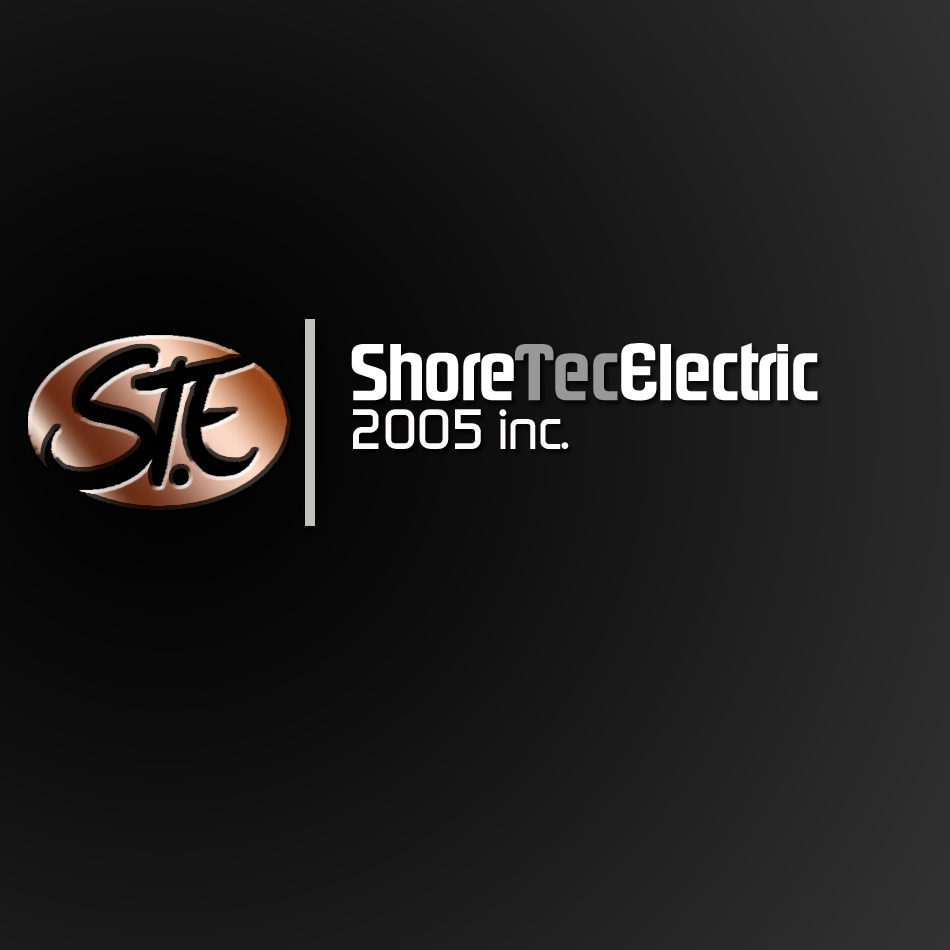 Logo Design by lapakera - Entry No. 155 in the Logo Design Contest Shore Tec Electric 2005 Inc.
