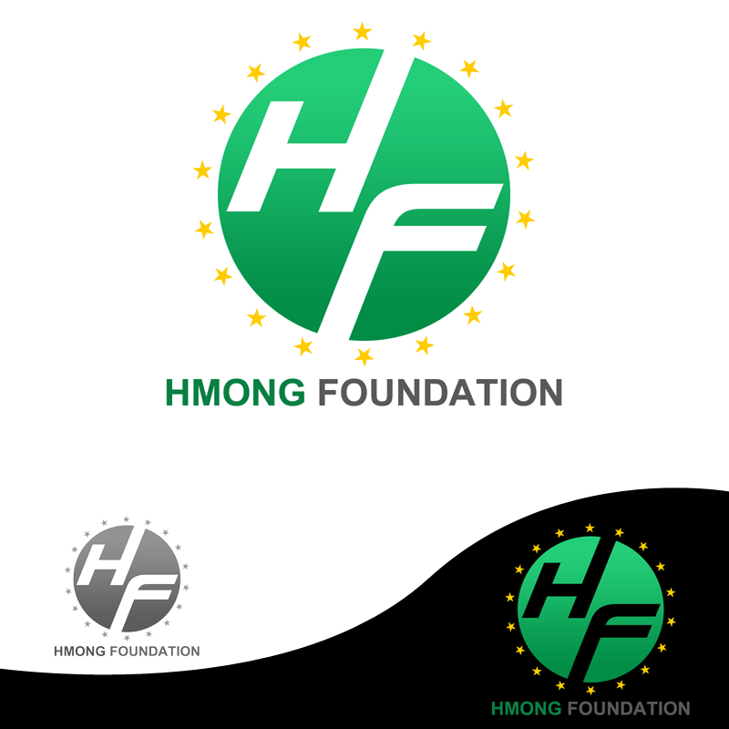 Logo Design by Private User - Entry No. 58 in the Logo Design Contest Fun Logo Design for Hmong Foundation.