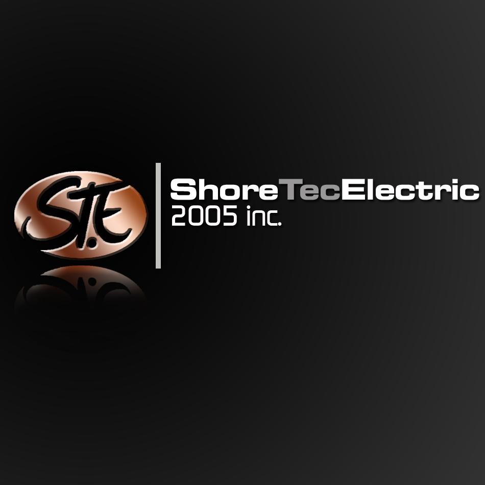 Logo Design by lapakera - Entry No. 156 in the Logo Design Contest Shore Tec Electric 2005 Inc.