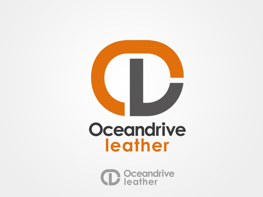 Logo Design by khoirul.azm - Entry No. 48 in the Logo Design Contest Captivating Logo Design for Oceandrive Leather.