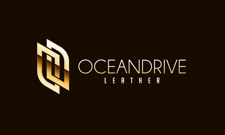 Logo Design by Top Elite - Entry No. 51 in the Logo Design Contest Captivating Logo Design for Oceandrive Leather.