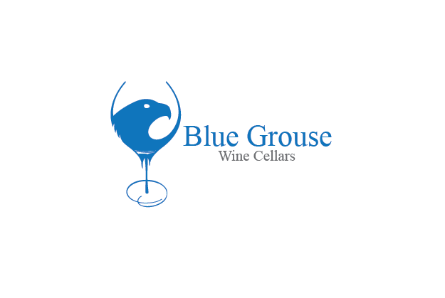 Logo Design by Private User - Entry No. 151 in the Logo Design Contest Creative Logo Design for Blue Grouse Wine Cellars.