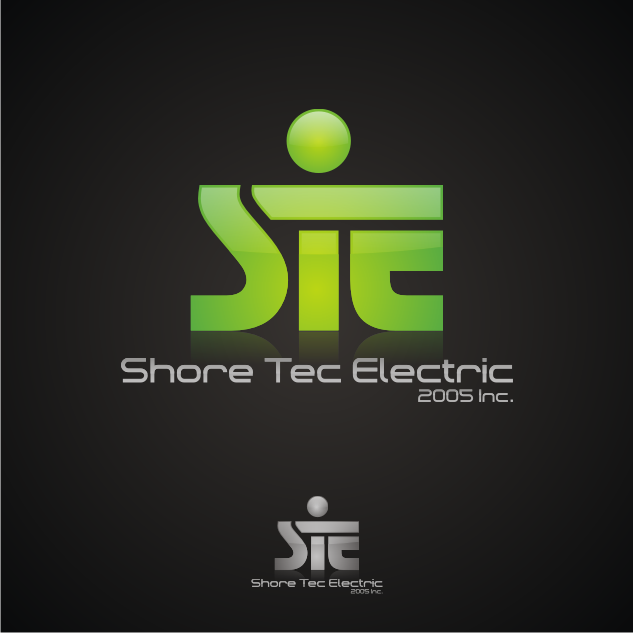 Logo Design by key - Entry No. 159 in the Logo Design Contest Shore Tec Electric 2005 Inc.