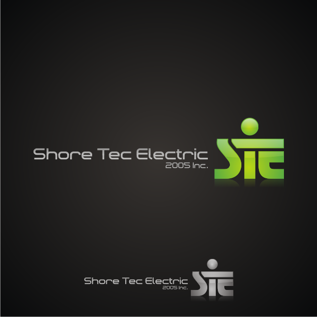 Logo Design by key - Entry No. 160 in the Logo Design Contest Shore Tec Electric 2005 Inc.