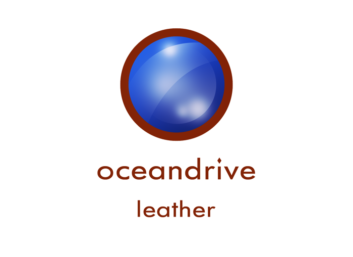 Logo Design by JaroslavProcka - Entry No. 57 in the Logo Design Contest Captivating Logo Design for Oceandrive Leather.