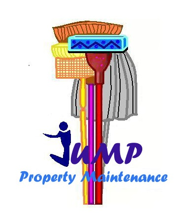 Logo Design by Mercedita Gerna-Castro - Entry No. 13 in the Logo Design Contest Creative Logo Design for Jump Property Maintenance.