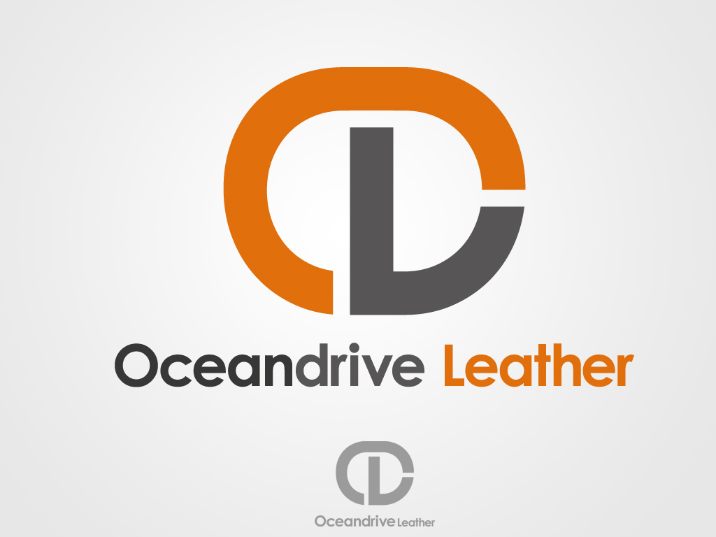 Logo Design by khoirul.azm - Entry No. 59 in the Logo Design Contest Captivating Logo Design for Oceandrive Leather.