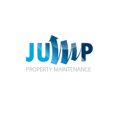 Logo Design by liboy - Entry No. 15 in the Logo Design Contest Creative Logo Design for Jump Property Maintenance.