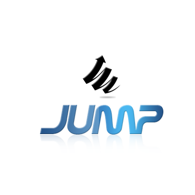 Logo Design by liboy - Entry No. 16 in the Logo Design Contest Creative Logo Design for Jump Property Maintenance.