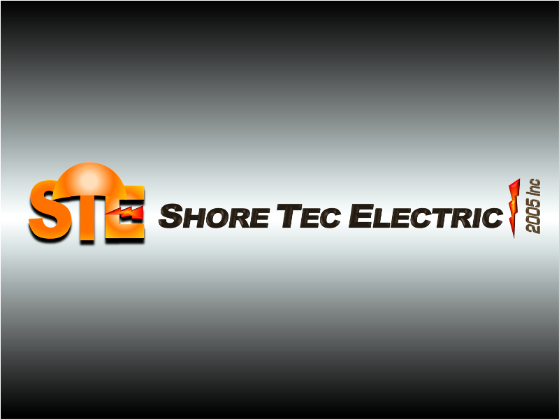 Logo Design by openartposter - Entry No. 164 in the Logo Design Contest Shore Tec Electric 2005 Inc.