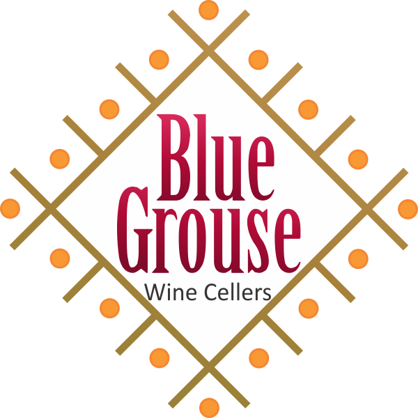 Logo Design by Gagan Kapoor - Entry No. 175 in the Logo Design Contest Creative Logo Design for Blue Grouse Wine Cellars.