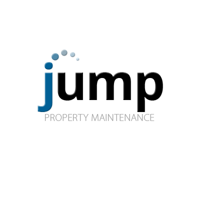 Logo Design by liboy - Entry No. 17 in the Logo Design Contest Creative Logo Design for Jump Property Maintenance.