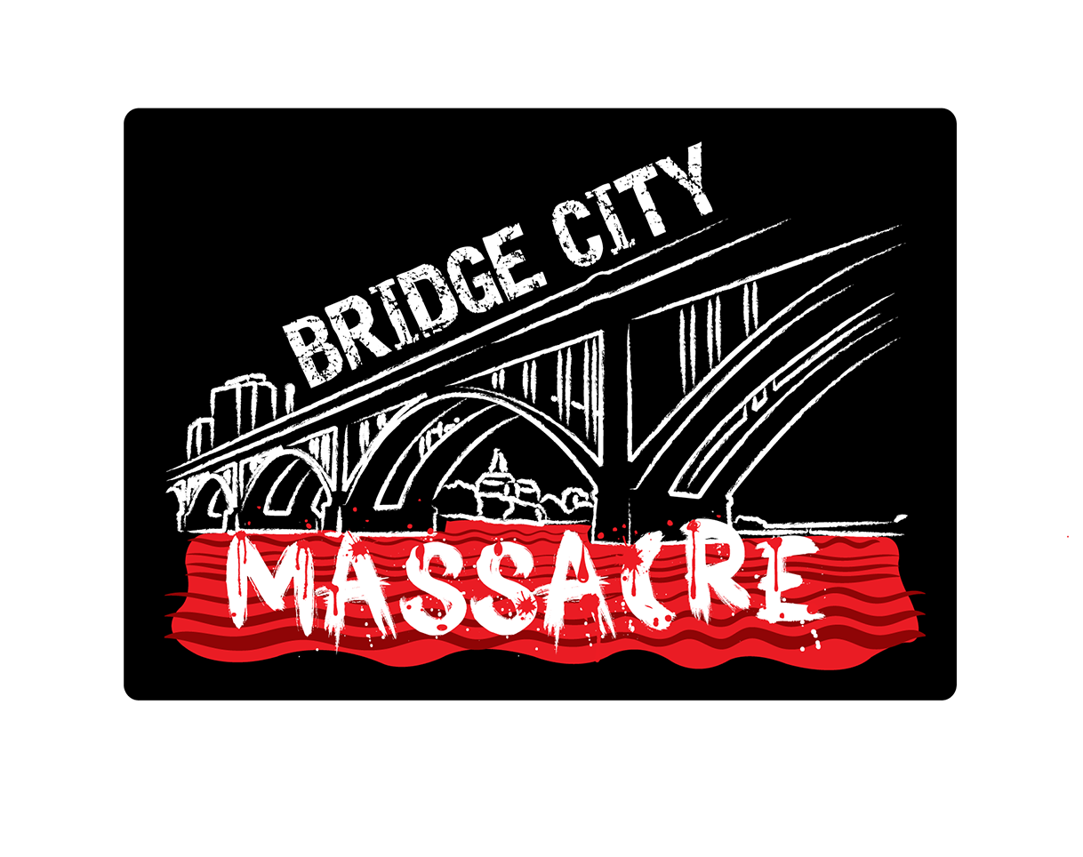 Logo Design by robken0174 - Entry No. 17 in the Logo Design Contest New Logo Design for Bridge City Massacre.