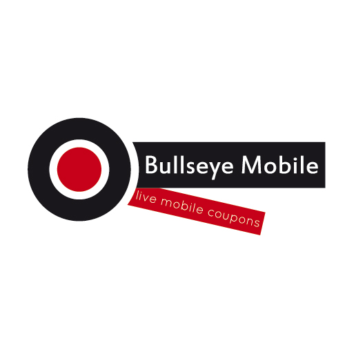 Logo Design by snuk - Entry No. 122 in the Logo Design Contest Bullseye Mobile.