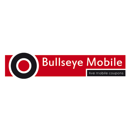 Logo Design by snuk - Entry No. 123 in the Logo Design Contest Bullseye Mobile.