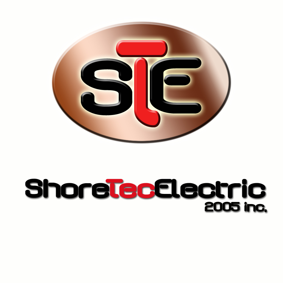 Logo Design by lapakera - Entry No. 165 in the Logo Design Contest Shore Tec Electric 2005 Inc.