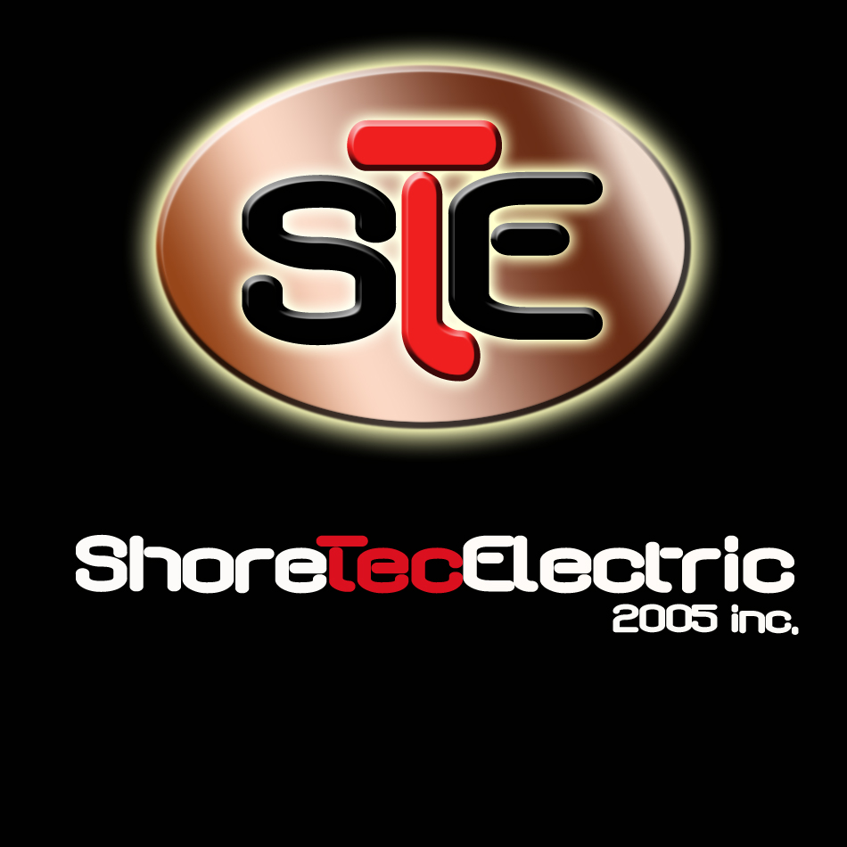 Logo Design by lapakera - Entry No. 167 in the Logo Design Contest Shore Tec Electric 2005 Inc.