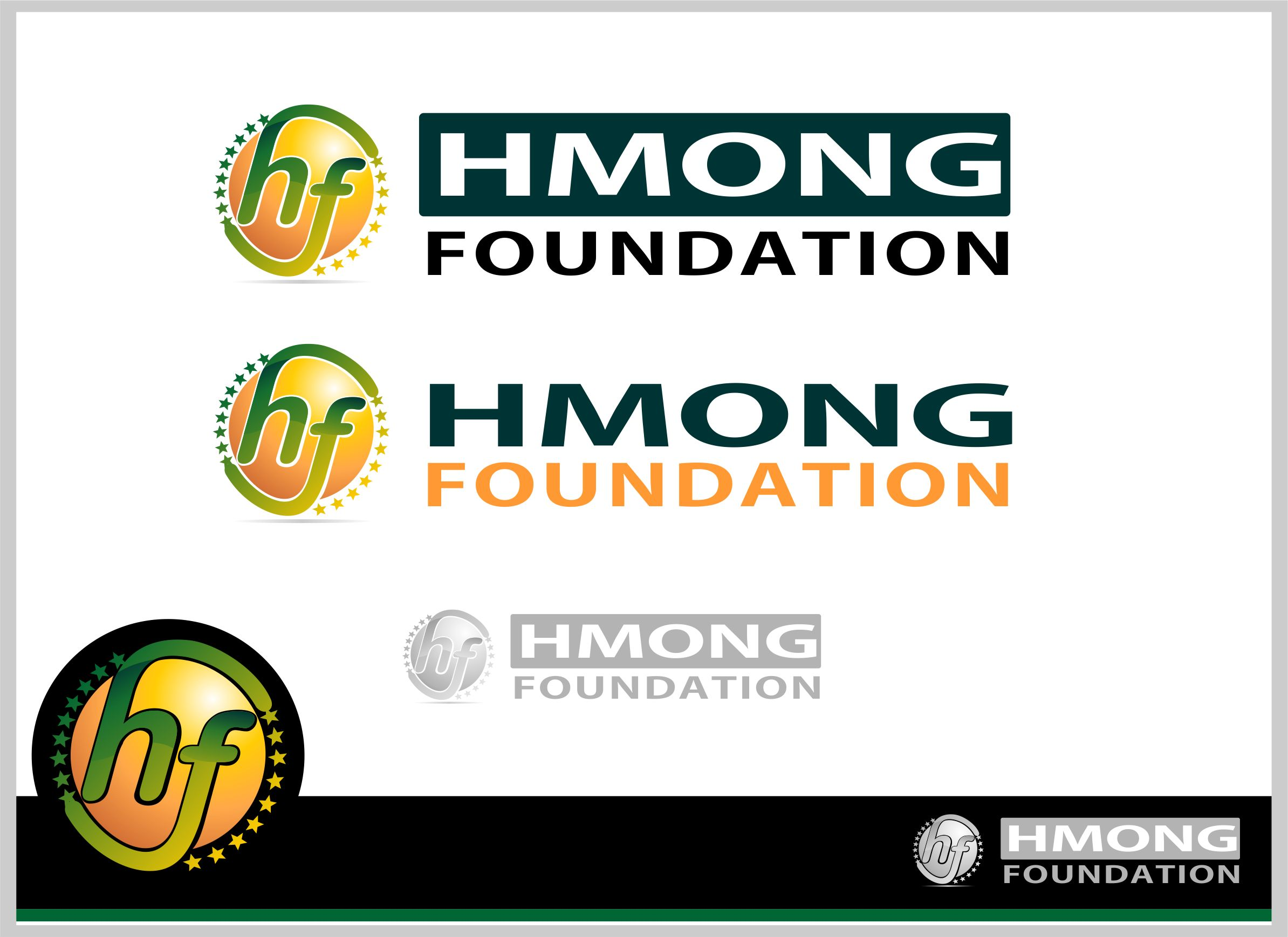 Logo Design by joca - Entry No. 87 in the Logo Design Contest Fun Logo Design for Hmong Foundation.