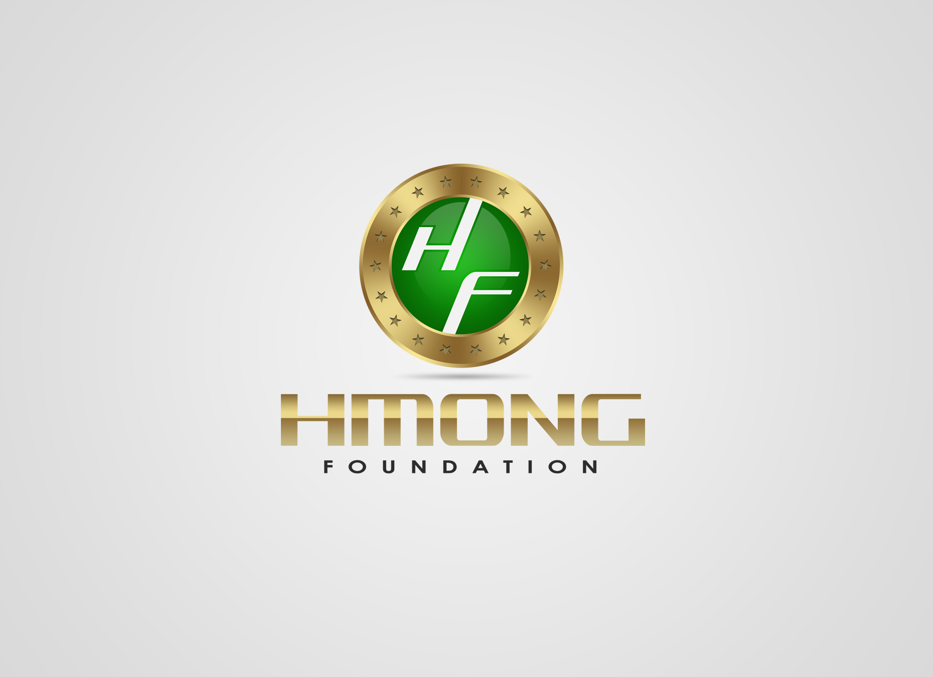 Logo Design by omARTist - Entry No. 92 in the Logo Design Contest Fun Logo Design for Hmong Foundation.