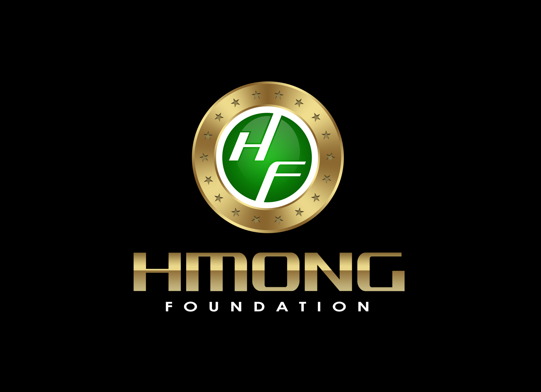 Logo Design by omARTist - Entry No. 93 in the Logo Design Contest Fun Logo Design for Hmong Foundation.