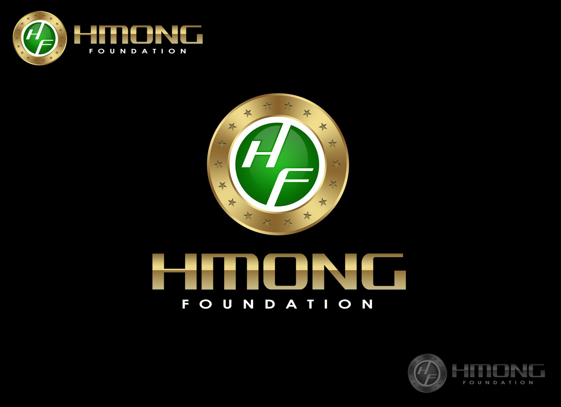 Logo Design by omARTist - Entry No. 97 in the Logo Design Contest Fun Logo Design for Hmong Foundation.
