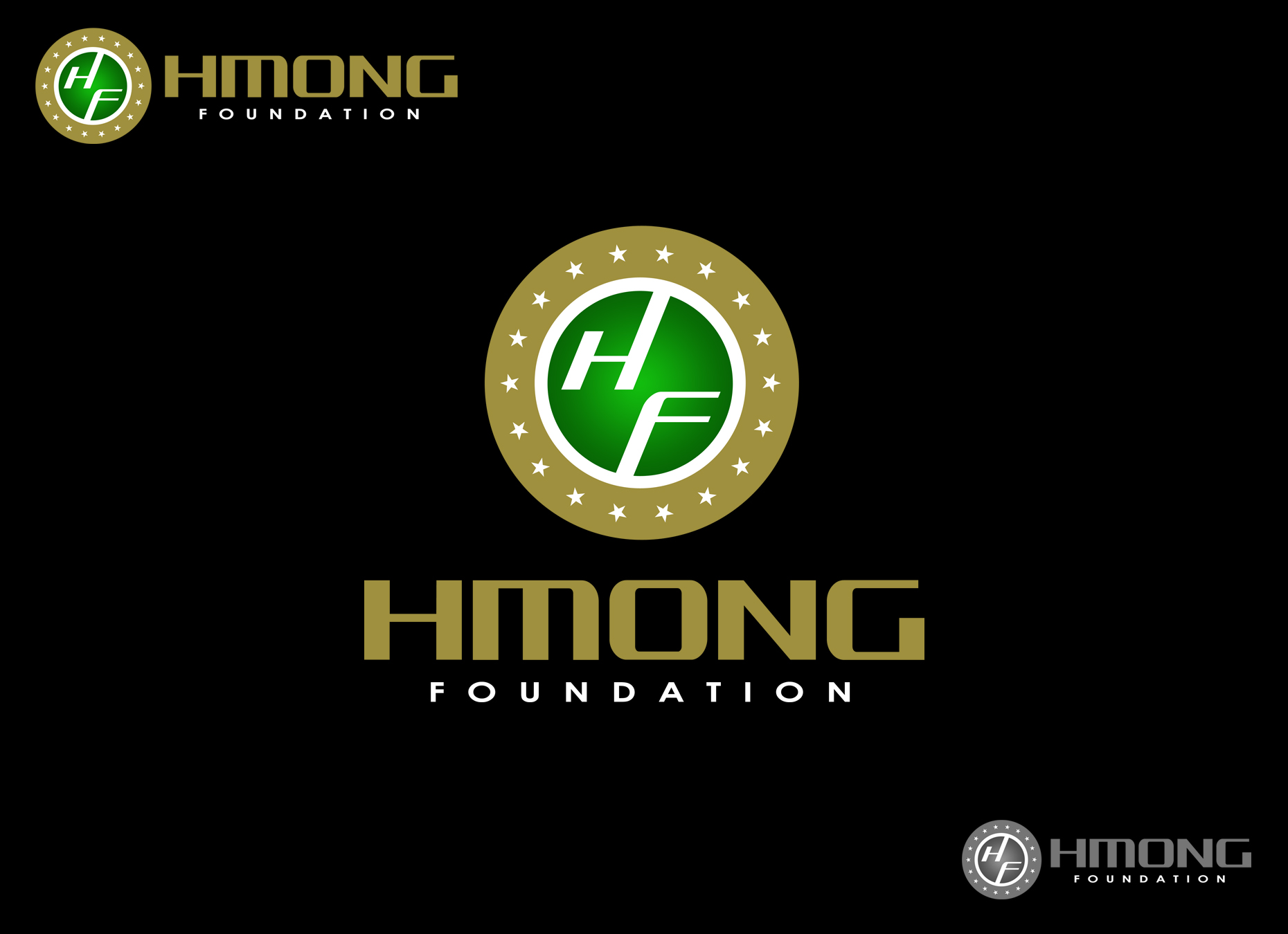 Logo Design by omARTist - Entry No. 98 in the Logo Design Contest Fun Logo Design for Hmong Foundation.