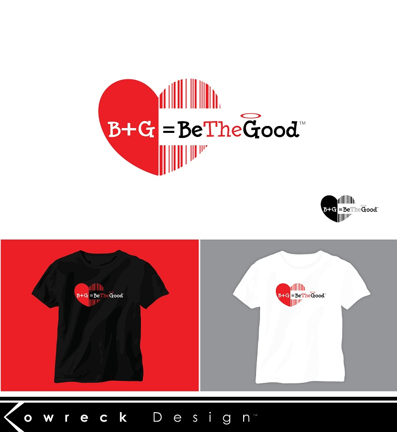 Logo Design by kowreck - Entry No. 54 in the Logo Design Contest New Logo Design for Be the Good.