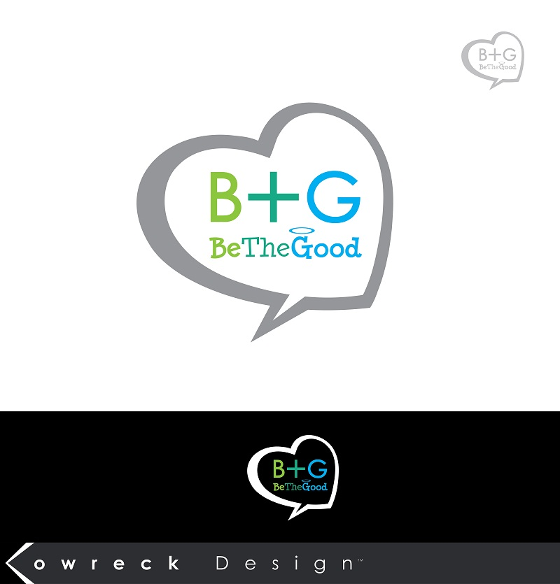 Logo Design by kowreck - Entry No. 58 in the Logo Design Contest New Logo Design for Be the Good.