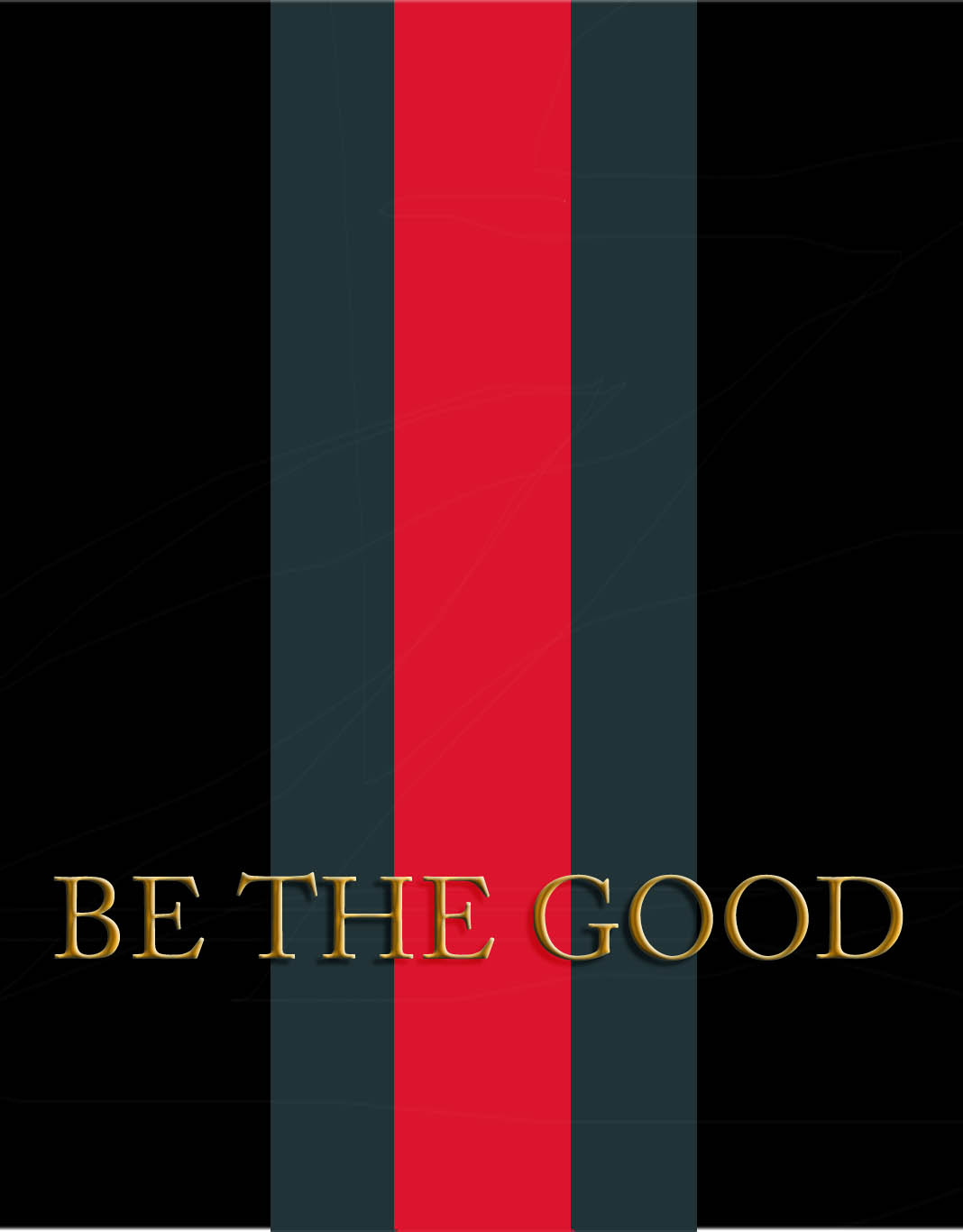 Logo Design by Geet Sharma - Entry No. 60 in the Logo Design Contest New Logo Design for Be the Good.