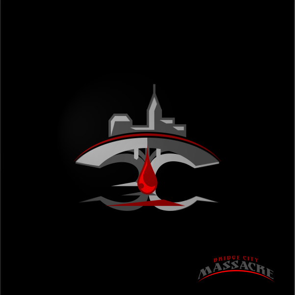 Logo Design by Private User - Entry No. 29 in the Logo Design Contest New Logo Design for Bridge City Massacre.