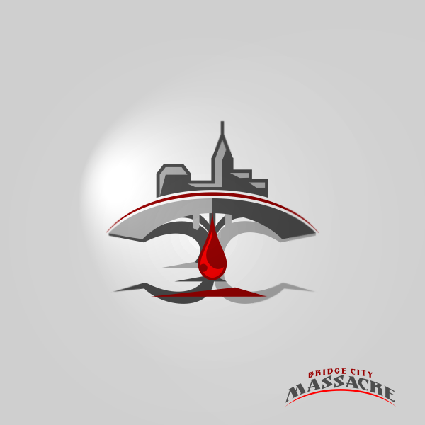 Logo Design by Private User - Entry No. 30 in the Logo Design Contest New Logo Design for Bridge City Massacre.