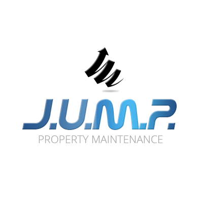 Logo Design by liboy - Entry No. 25 in the Logo Design Contest Creative Logo Design for Jump Property Maintenance.