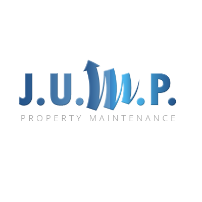 Logo Design by liboy - Entry No. 26 in the Logo Design Contest Creative Logo Design for Jump Property Maintenance.