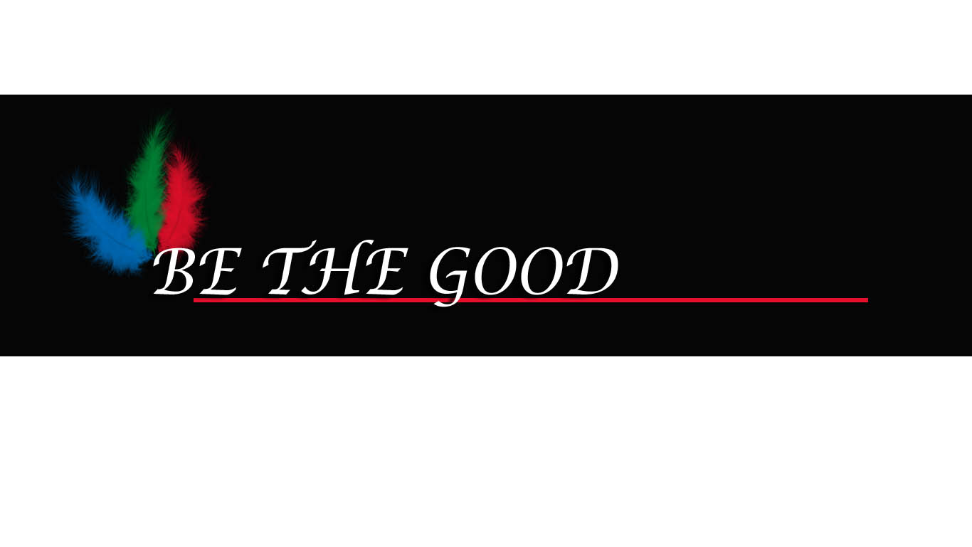 Logo Design by Geet Sharma - Entry No. 62 in the Logo Design Contest New Logo Design for Be the Good.