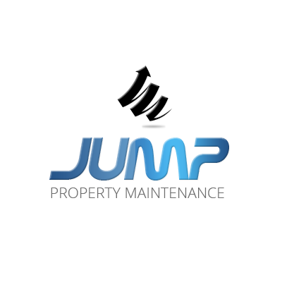 Logo Design by liboy - Entry No. 33 in the Logo Design Contest Creative Logo Design for Jump Property Maintenance.