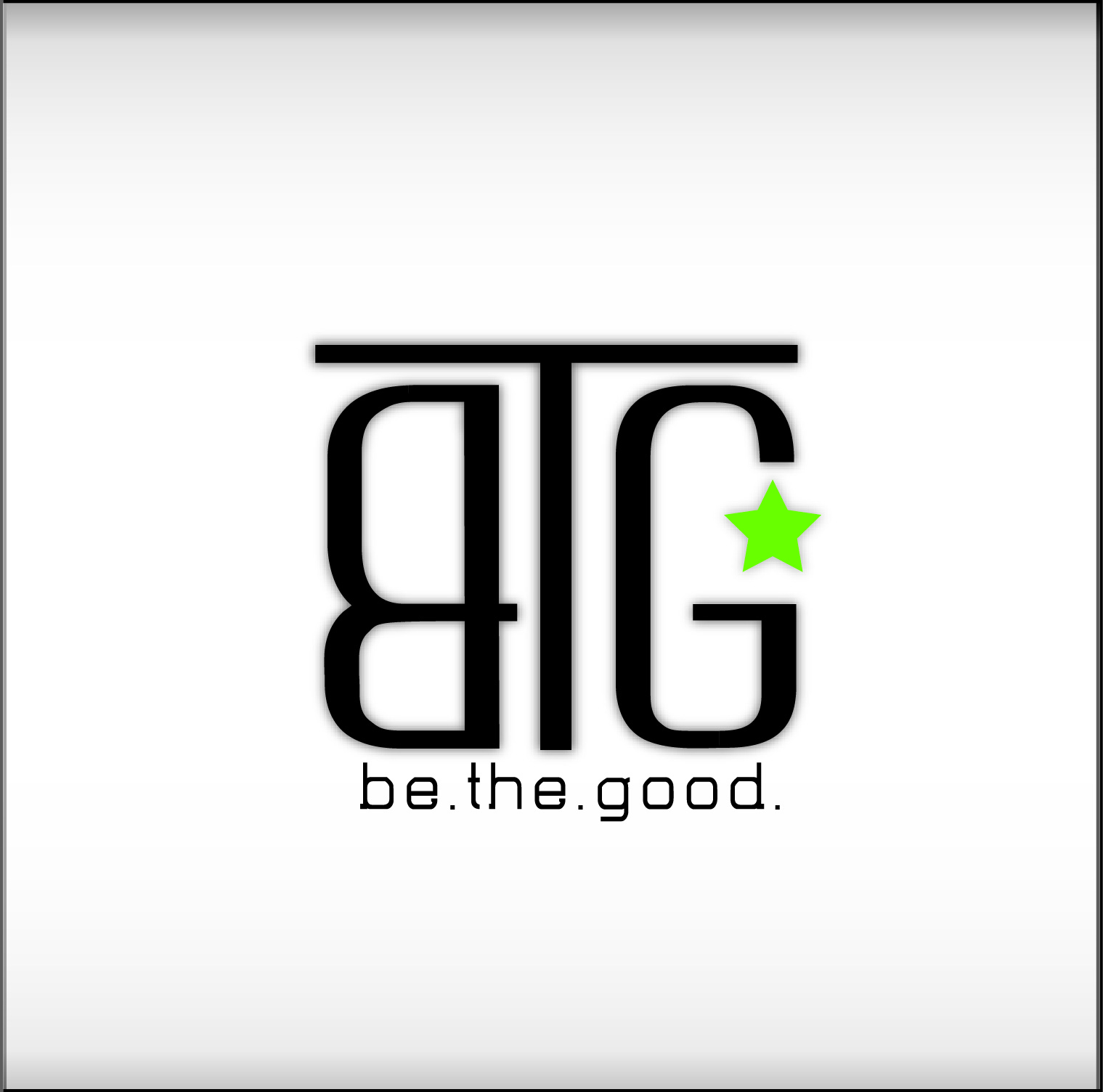 Logo Design by Ricky Frutos - Entry No. 67 in the Logo Design Contest New Logo Design for Be the Good.