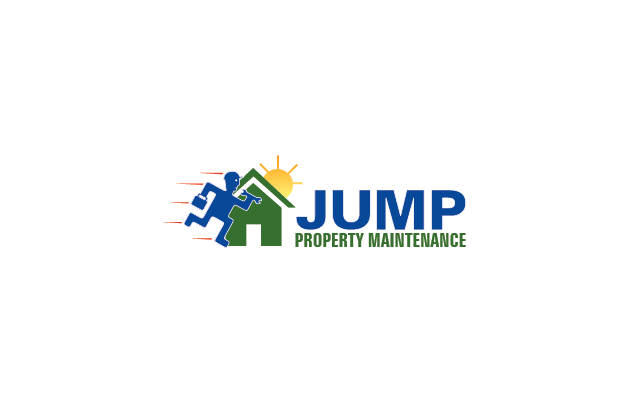 Logo Design by Private User - Entry No. 36 in the Logo Design Contest Creative Logo Design for Jump Property Maintenance.