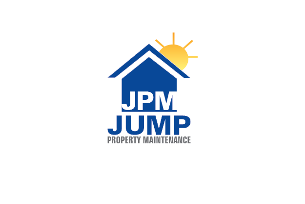 Logo Design by Private User - Entry No. 37 in the Logo Design Contest Creative Logo Design for Jump Property Maintenance.