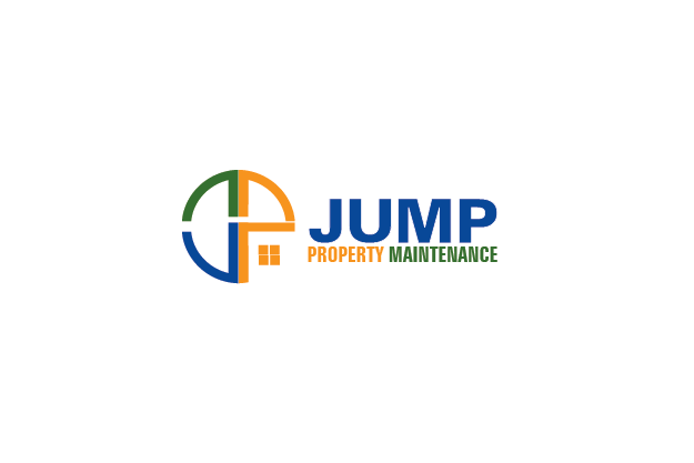 Logo Design by Private User - Entry No. 38 in the Logo Design Contest Creative Logo Design for Jump Property Maintenance.