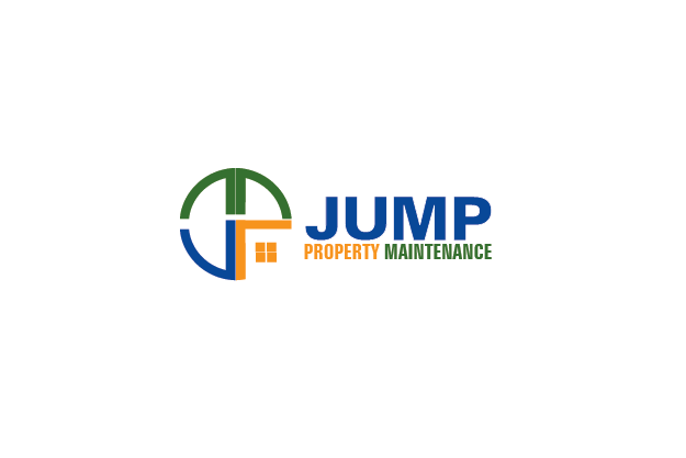 Logo Design by Private User - Entry No. 39 in the Logo Design Contest Creative Logo Design for Jump Property Maintenance.