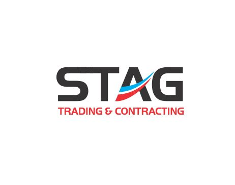 Logo Design by ronny - Entry No. 54 in the Logo Design Contest Captivating Logo Design for STAG Trading & Contracting.