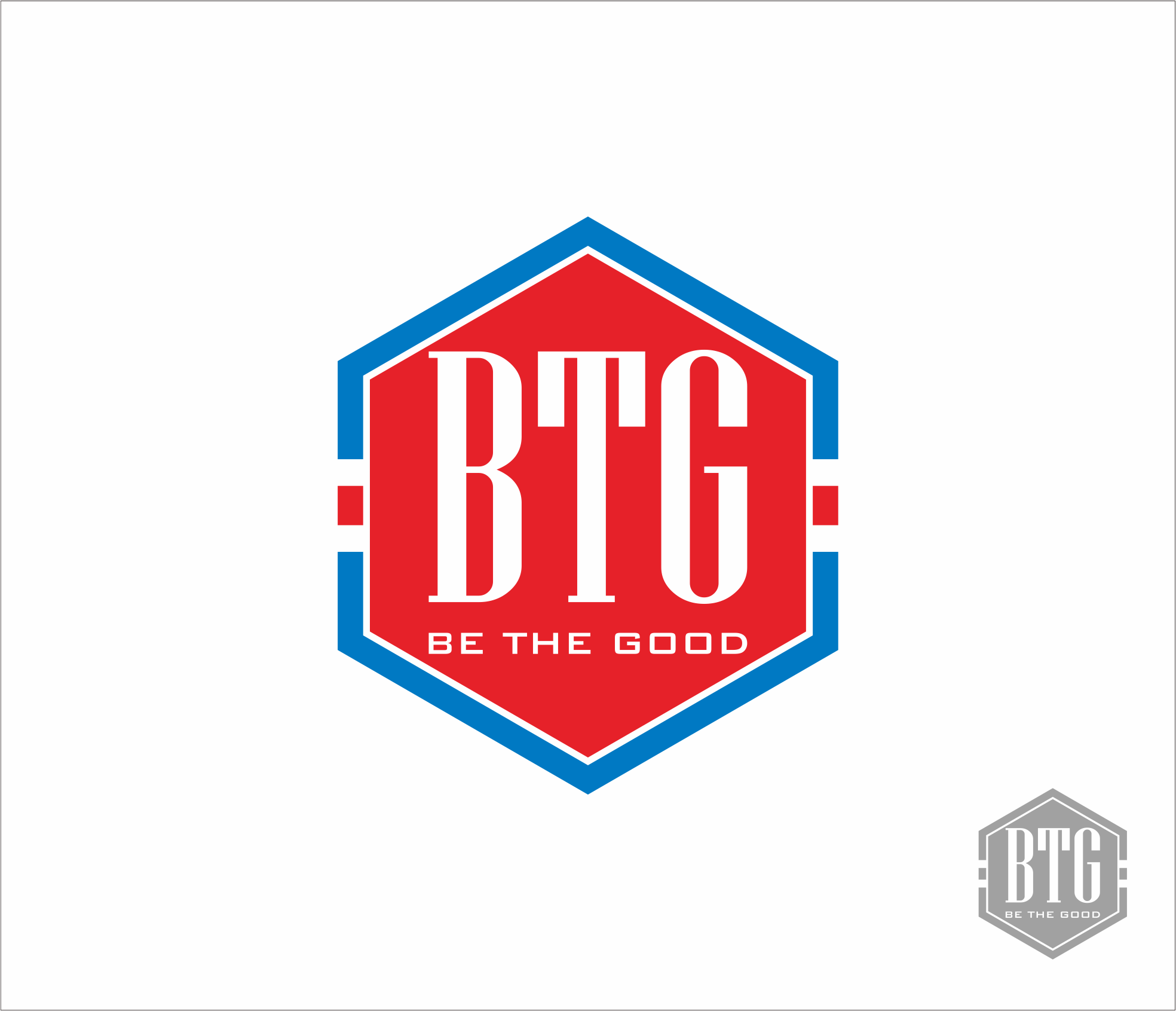 Logo Design by Armada Jamaluddin - Entry No. 72 in the Logo Design Contest New Logo Design for Be the Good.